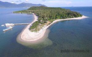 Экскурсия на северные острова в Нячанге