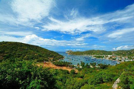 экскурсия в бухту Винь Хи