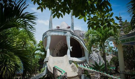 Экскурсия в пагоду Ту Ван (Tu Van pagoda)