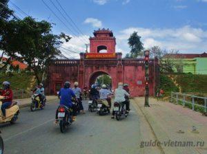 Экскурсия в Зьен Кхань (Dien Khanh)