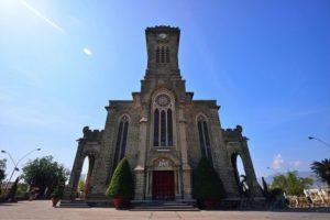 Кафедральный собор в Нячанге (Nha Trang Cathedral), или Католический собор Святой Марии