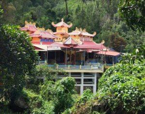 Пагода Суой До (Chùa Suối Đổ, Suoi Do Temple)