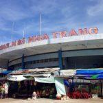 Рынок Чо Дам (Chợ Đầm, Dam market) в Нчанге