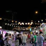 Ночной рынок в Нячанге (Chợ đêm Nha Trang, или Nha Trang Night Market)